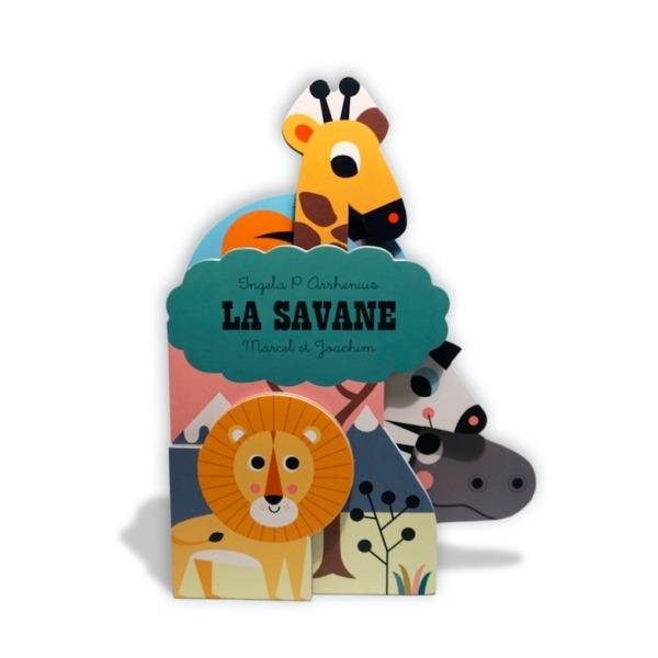 LA SAVANE (COLL. TOUT CARTON INGELA P ARRHENIUS)