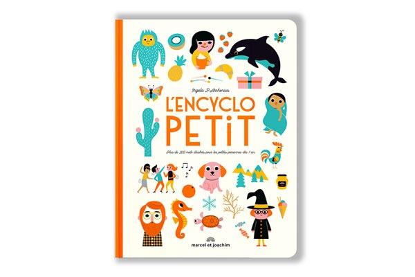 L'ENCYCLOPETIT - PLUS DE 200 MOTS ILLUSTRES POUR LES ENFANTS DES 1 AN