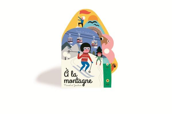 A LA MONTAGNE (COLL. TOUT CARTON INGELA P ARRHENIUS)