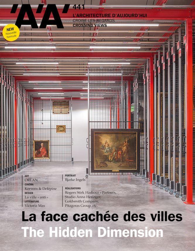 L'ARCHITECTURE D'AUJOURD'HUI AA N 441 LA FACE CACHEE DES VILLES