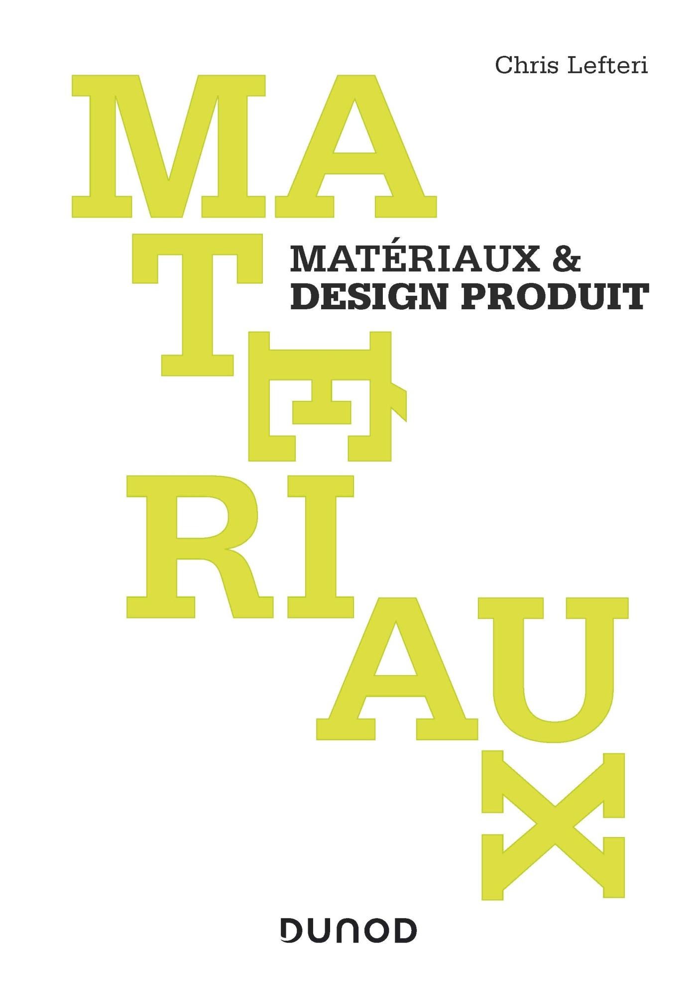 MATERIAUX & DESIGN PRODUIT