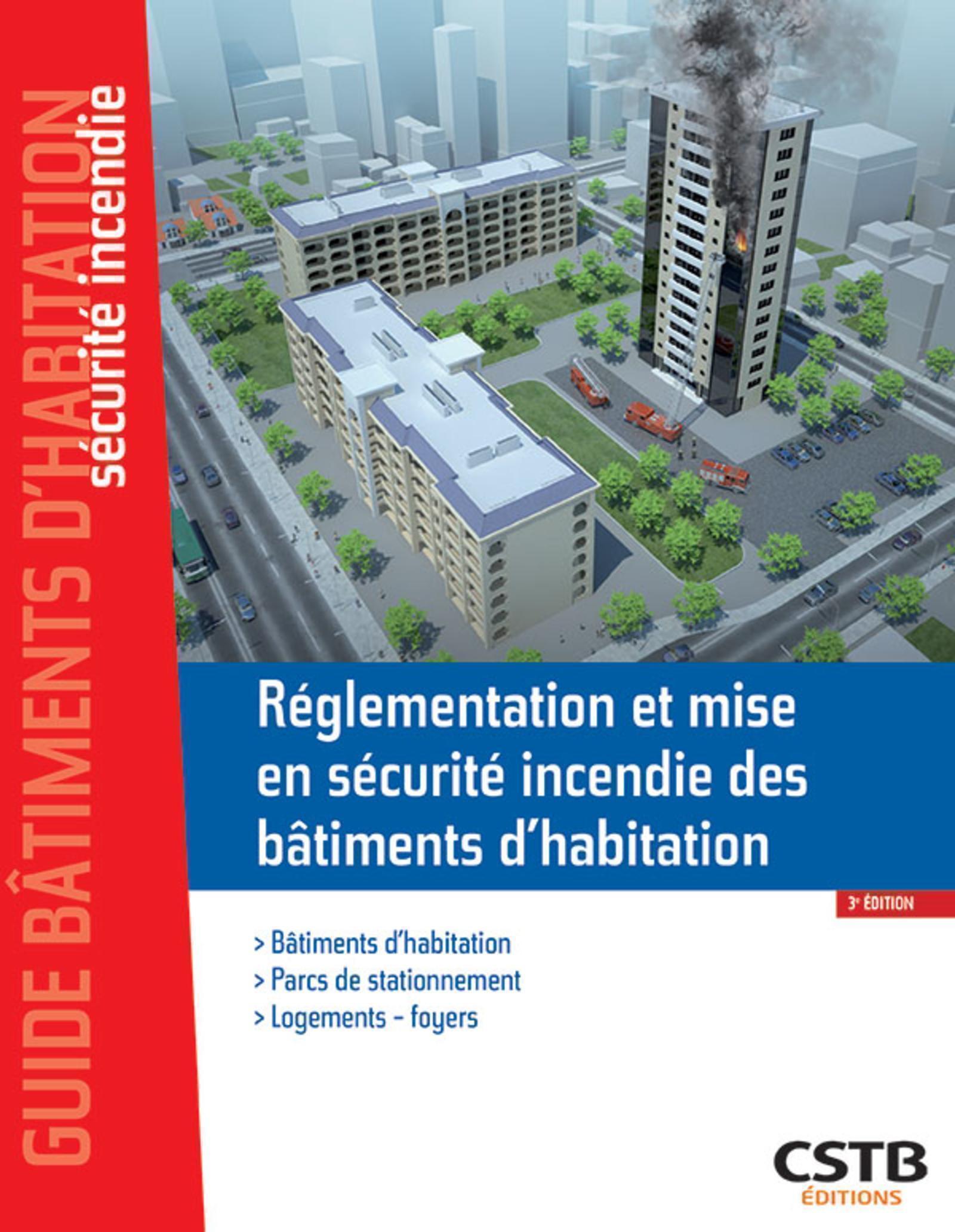 REGLEMENTATION ET MISE EN SECURITE INCENDIE DES BATIMENTS D'HABITATION - BATIMENTS D'HABITATION - PA