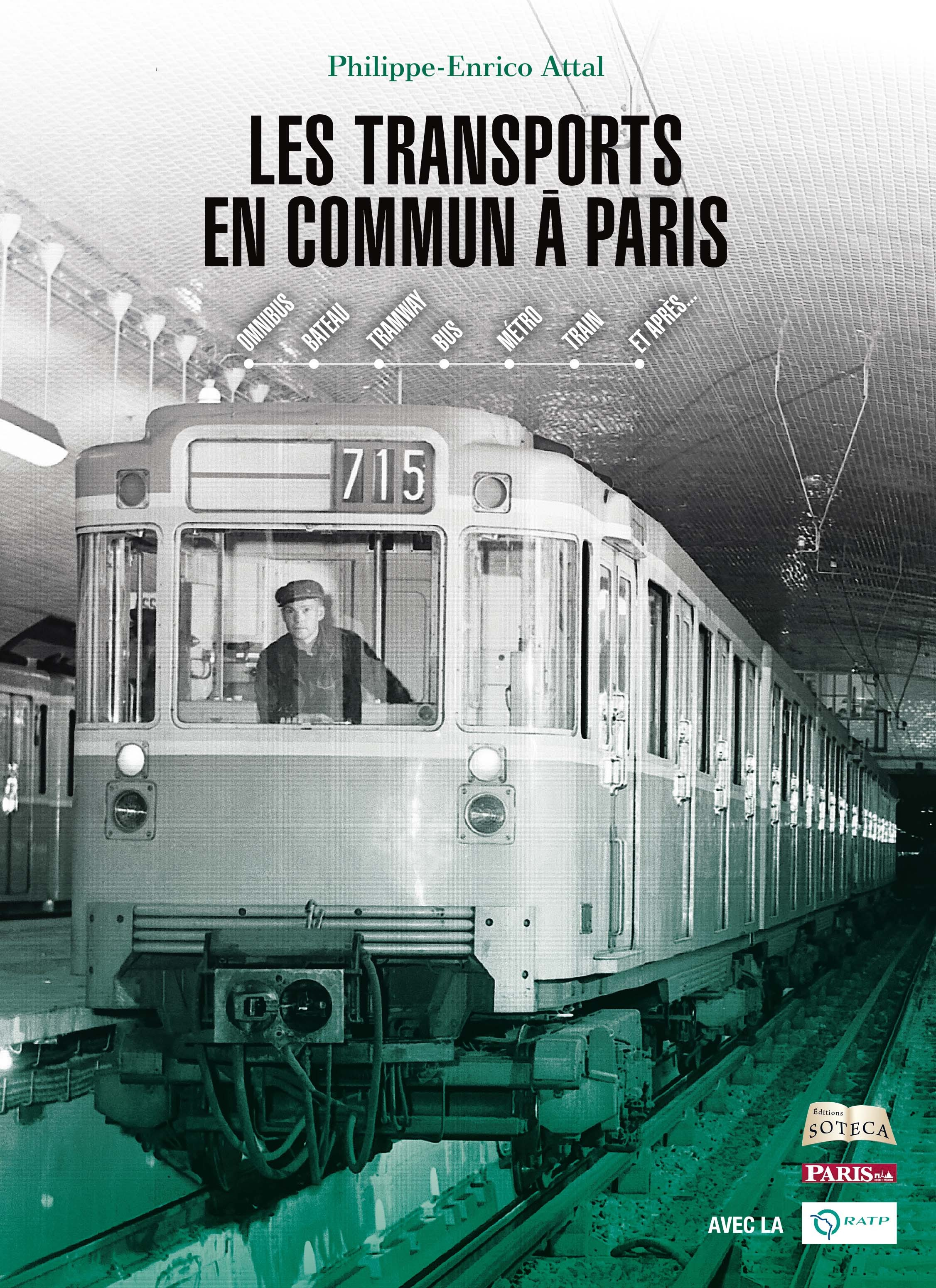 LES TRANSPORTS EN COMMUN A PARIS