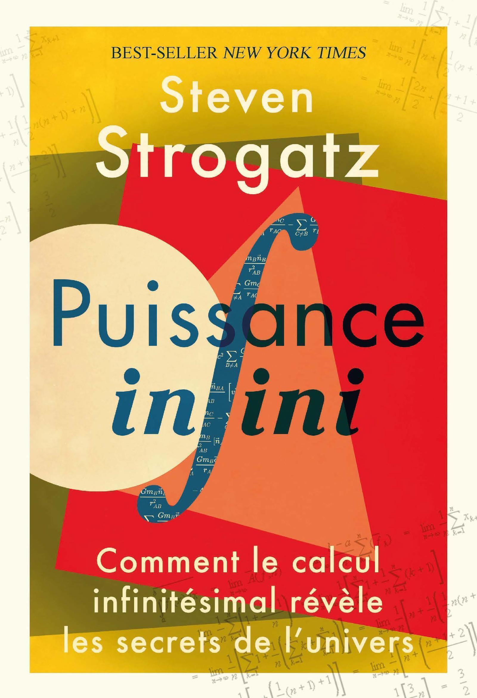 PUISSANCE INFINI - COMMENT LE CALCUL INFINITESIMAL REVELE LES SECRETS DE L'UNIVERS