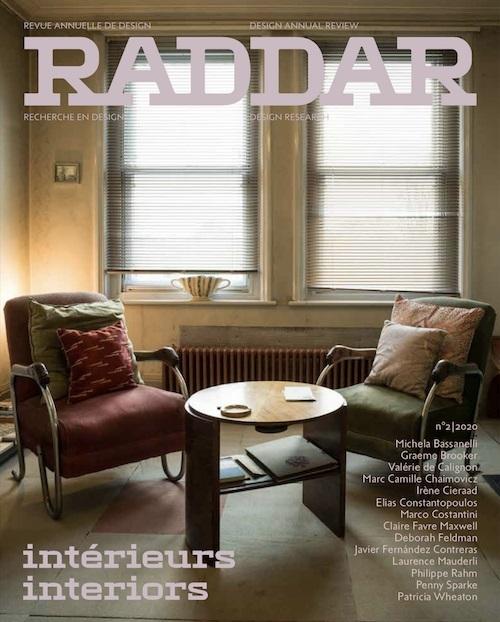 RADDAR N 2 INTERIEURS /FRANCAIS/ANGLAIS