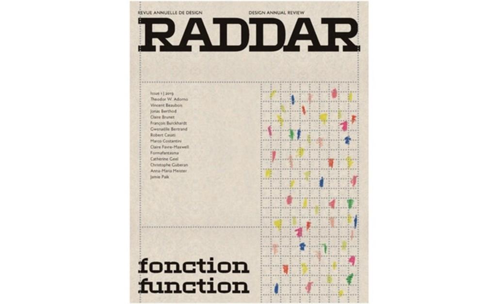 RADDAR N 1 FONCTION /FRANCAIS/ANGLAIS