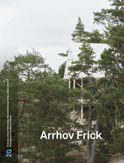 2G N  77  ARRHOV FRICK /ANGLAIS