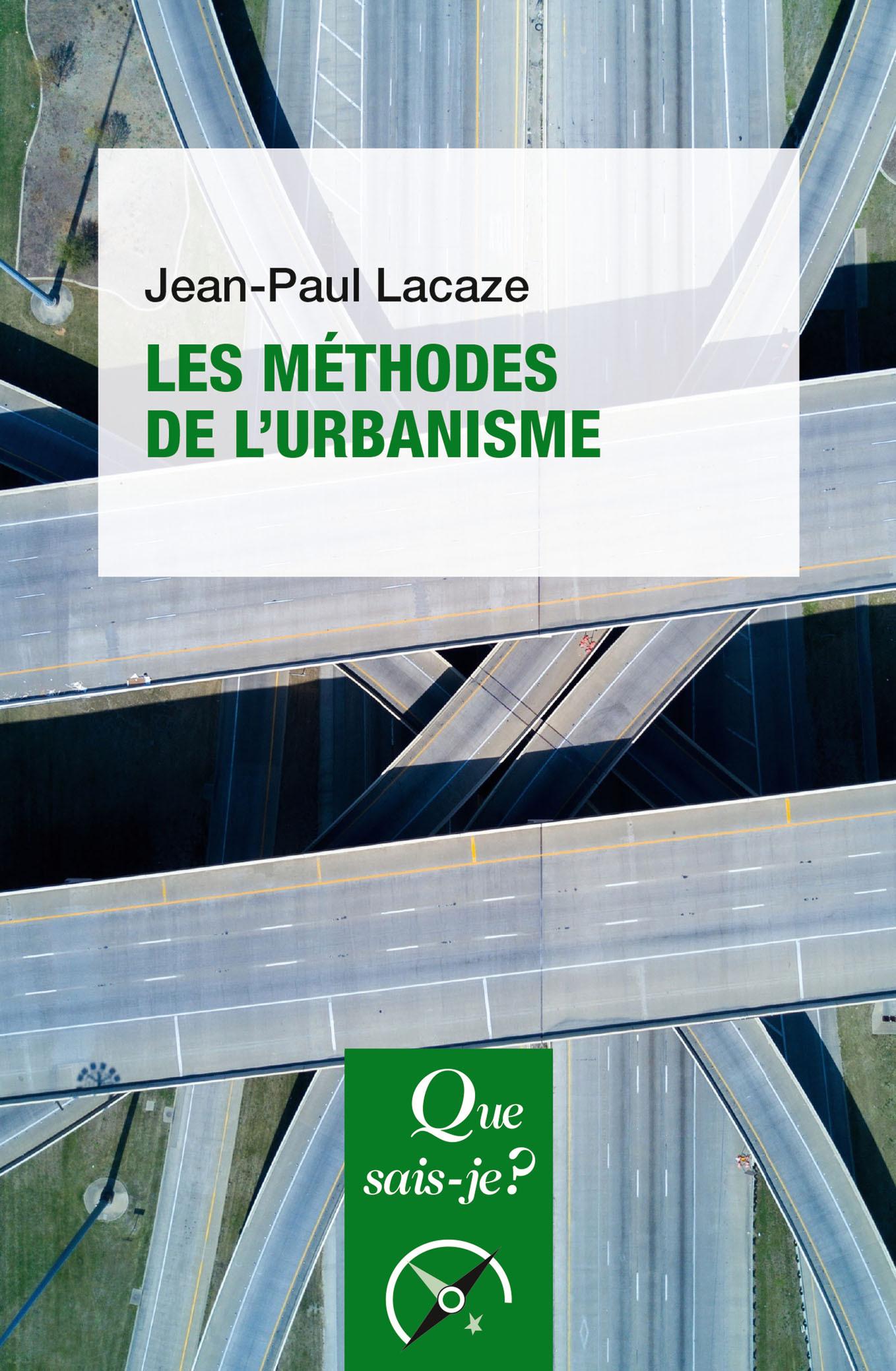 LES METHODES DE L'URBANISME