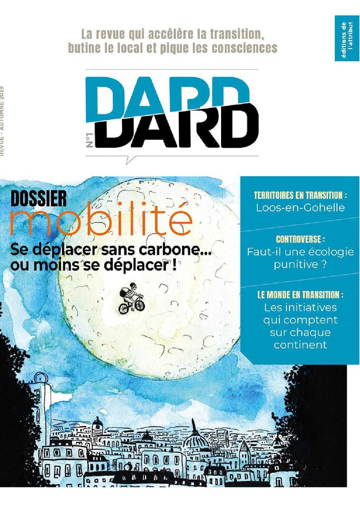 DARD/DARD N  1 - MOBILITE : SE DEPLACER SANS CARBONE - NOVEMBRE 2019