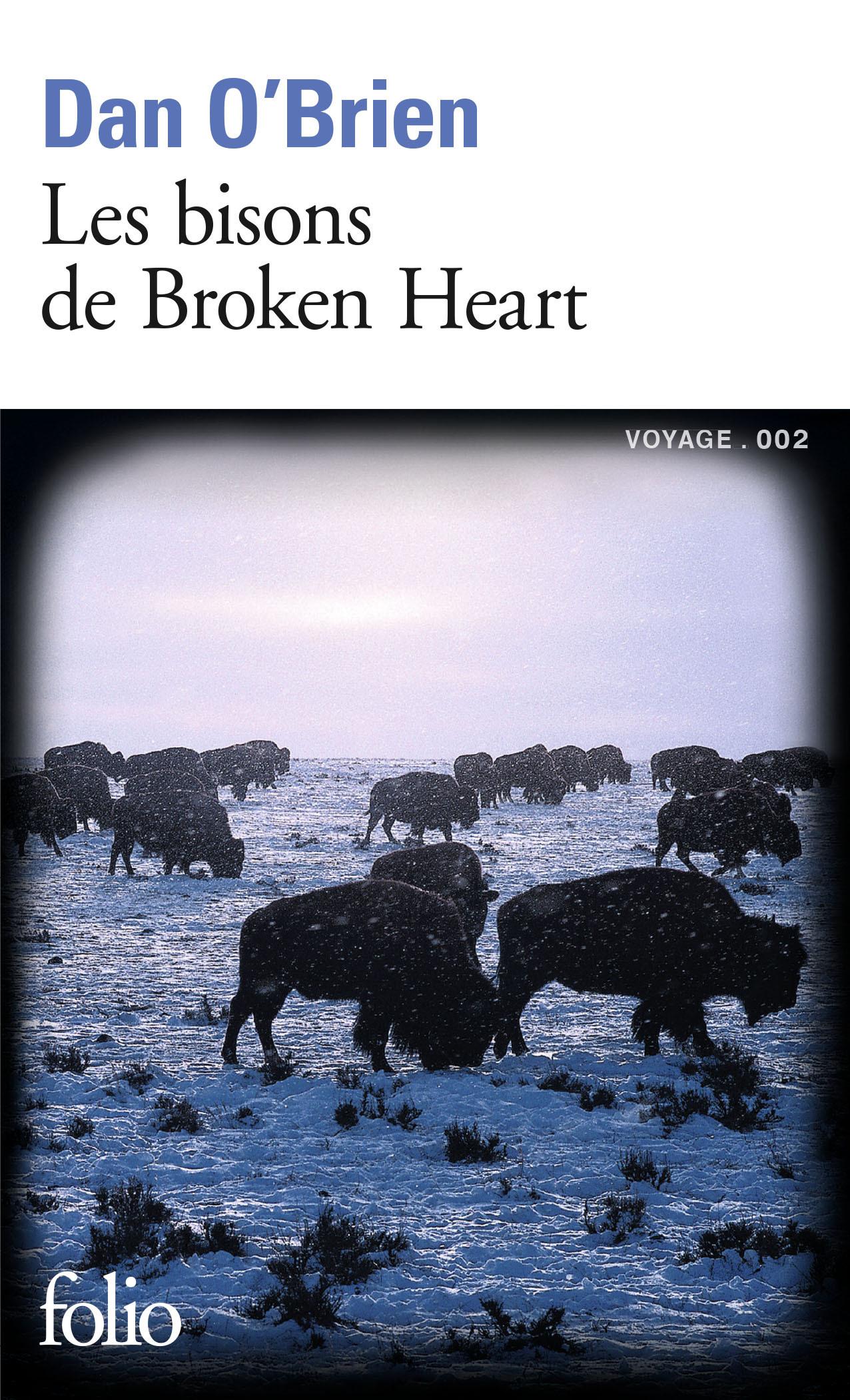 VOYAGE - T4903 - LES BISONS DE BROKEN HEART