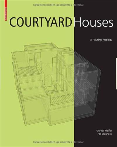 COURTYARD HOUSES VOL 1 /ANGLAIS