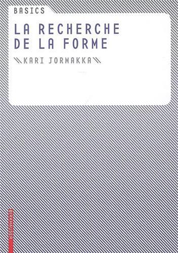 BASICS RECHERCHE DE LA FORME /FRANCAIS