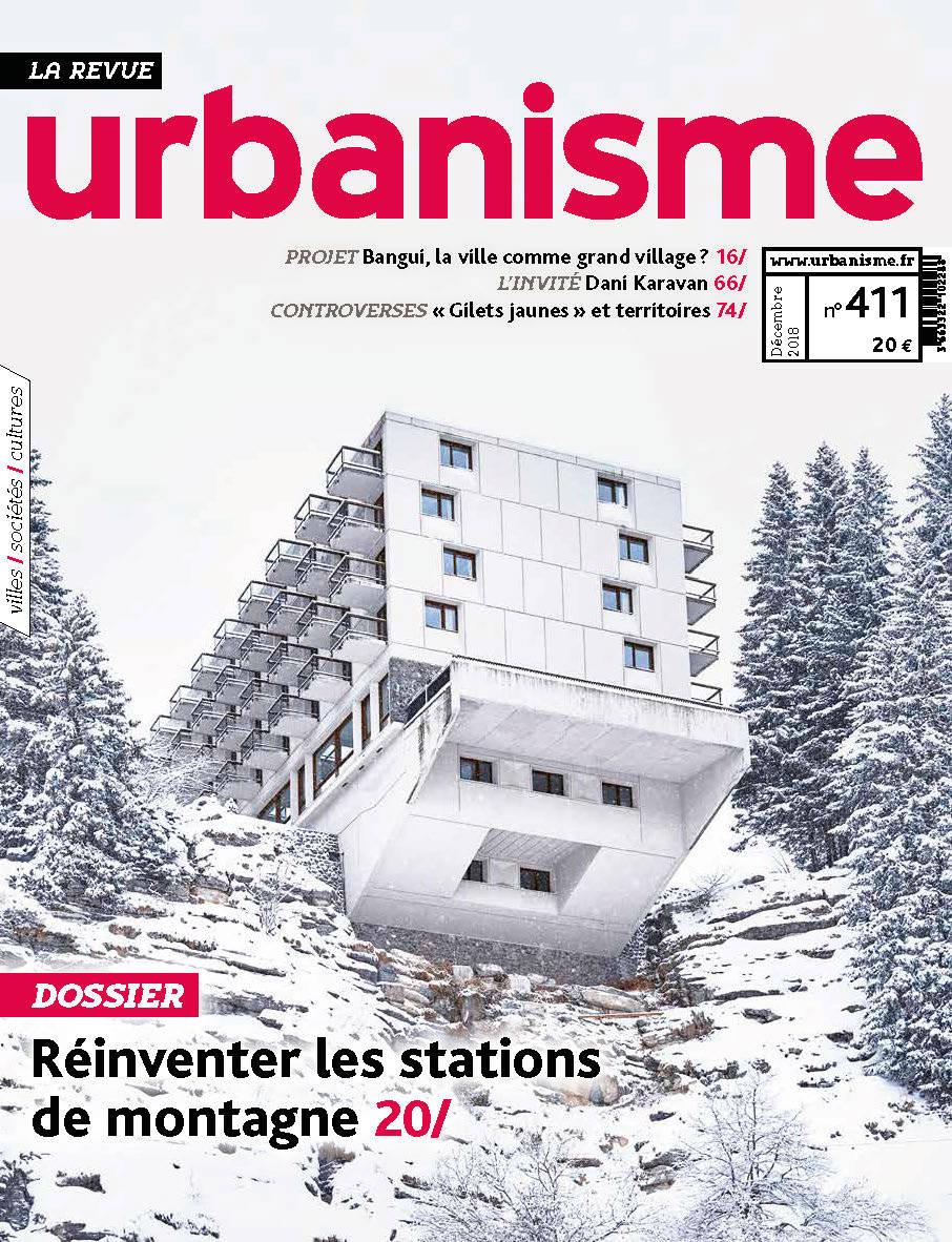 URBANISME N 411 - STATIONS DE MONTAGNE - JANVIER 2018