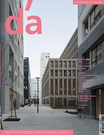 D'ARCHITECTURES N 271 - MAI 2019