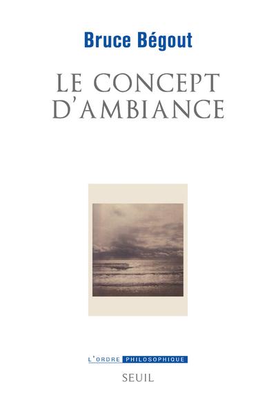 LE CONCEPT D'AMBIANCE
