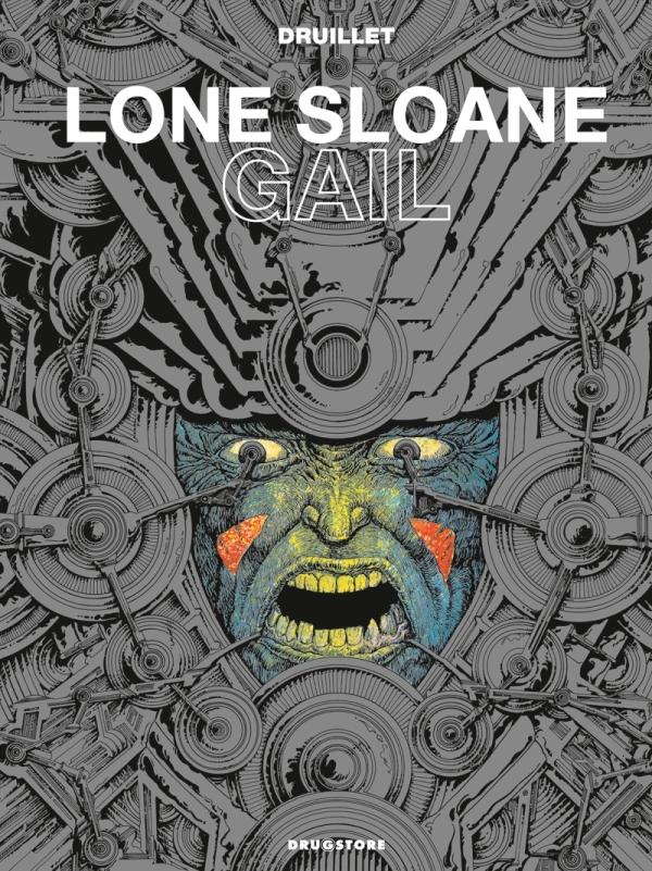 LONE SLOANE - GAIL NE