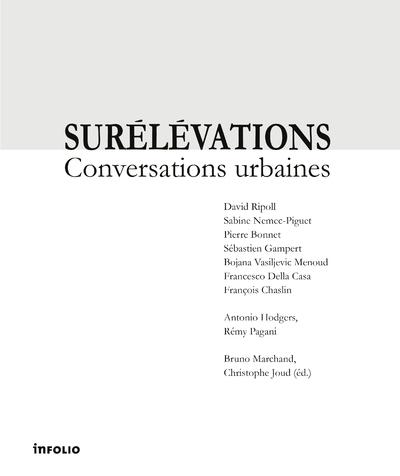 SURELEVATIONS - CONVERSATIONS URBAINES