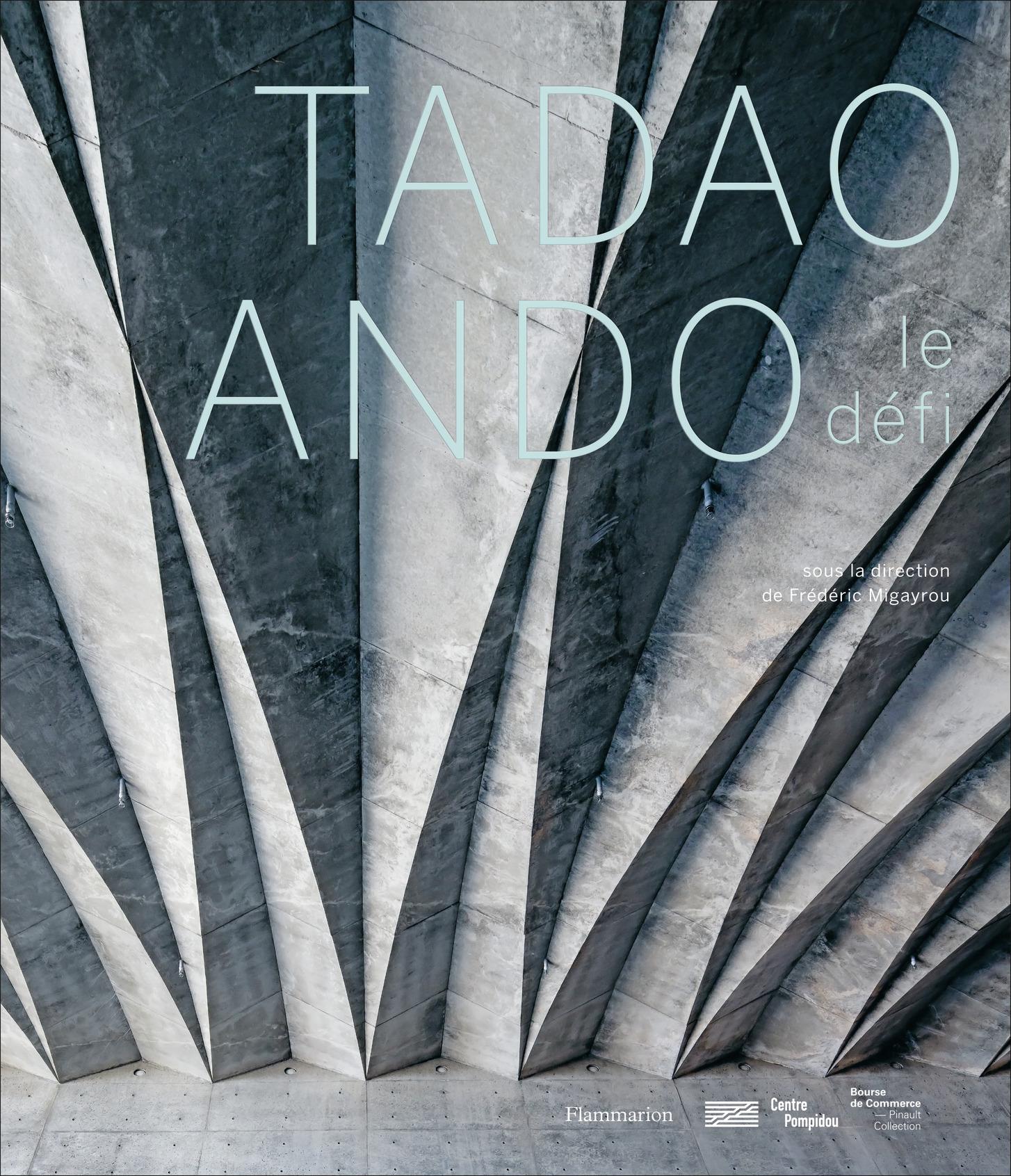 ARCHITECTURE & DESIGN - TADAO ANDO - LE DEFI