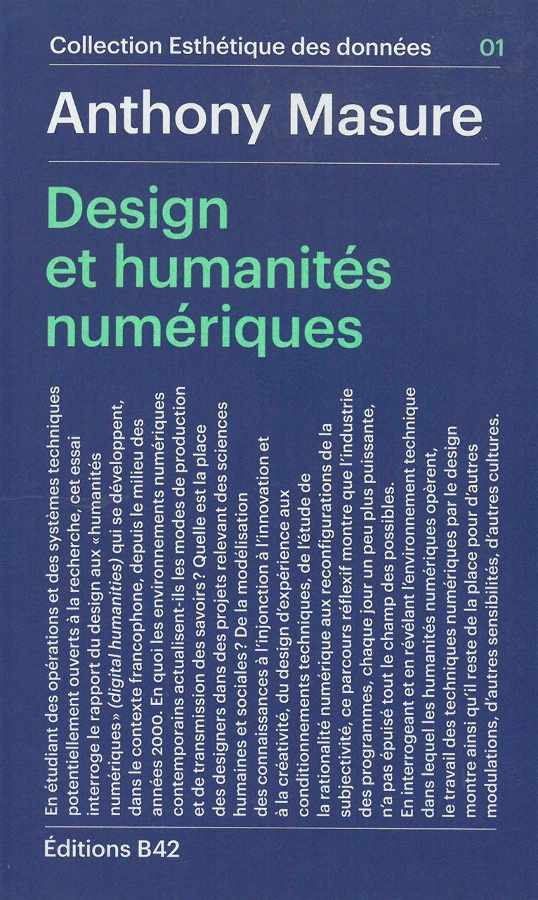 DESIGN ET HUMANITES NUMERIQUES