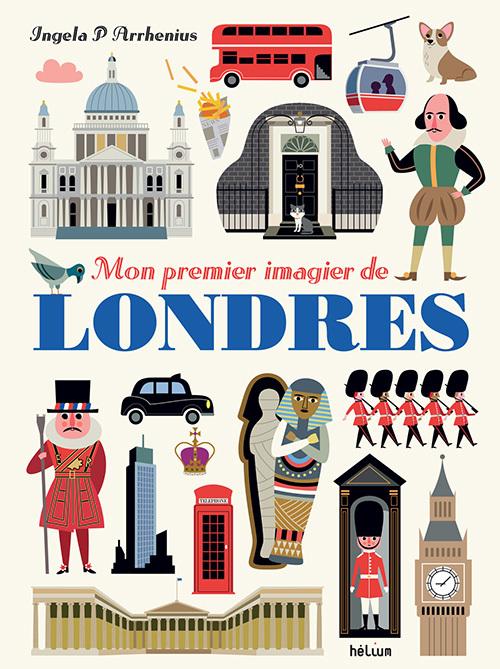 MON PREMIER IMAGIER DE LONDRES