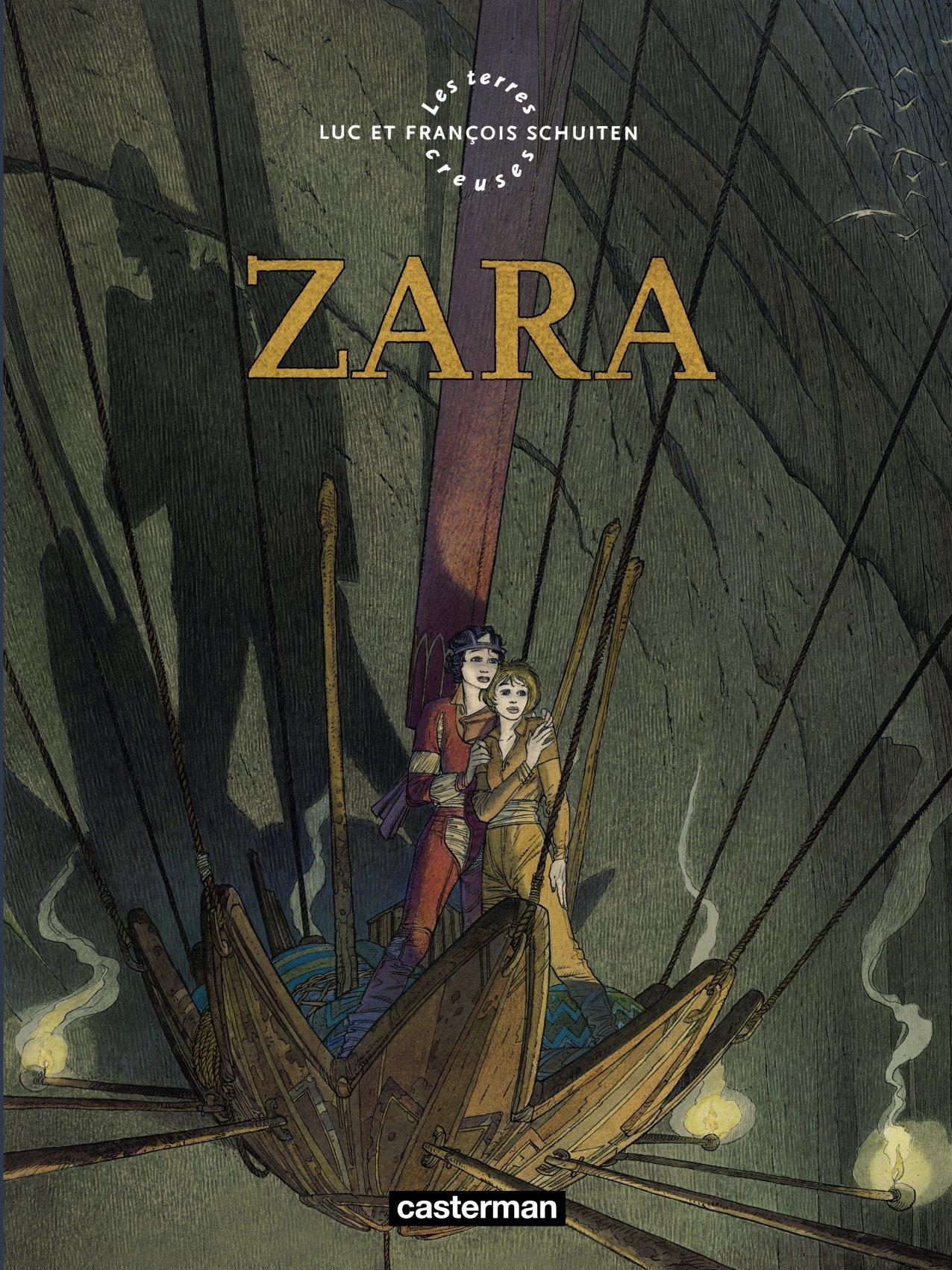 LES TERRES CREUSES - T02 - ZARA