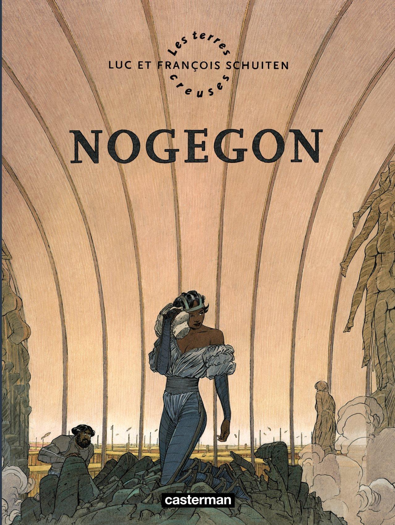 LES TERRES CREUSES - T03 - NOGEON