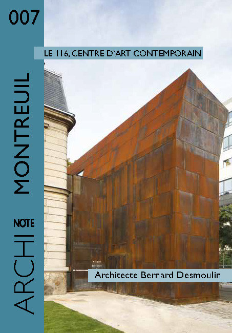 MONTREUIL, LE 116 CENTRE D'ART CONTEMPORAIN