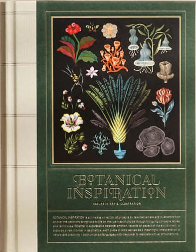 BOTANICAL INSPIRATION NATURE IN ART AND ILLUSTRATION /ANGLAIS