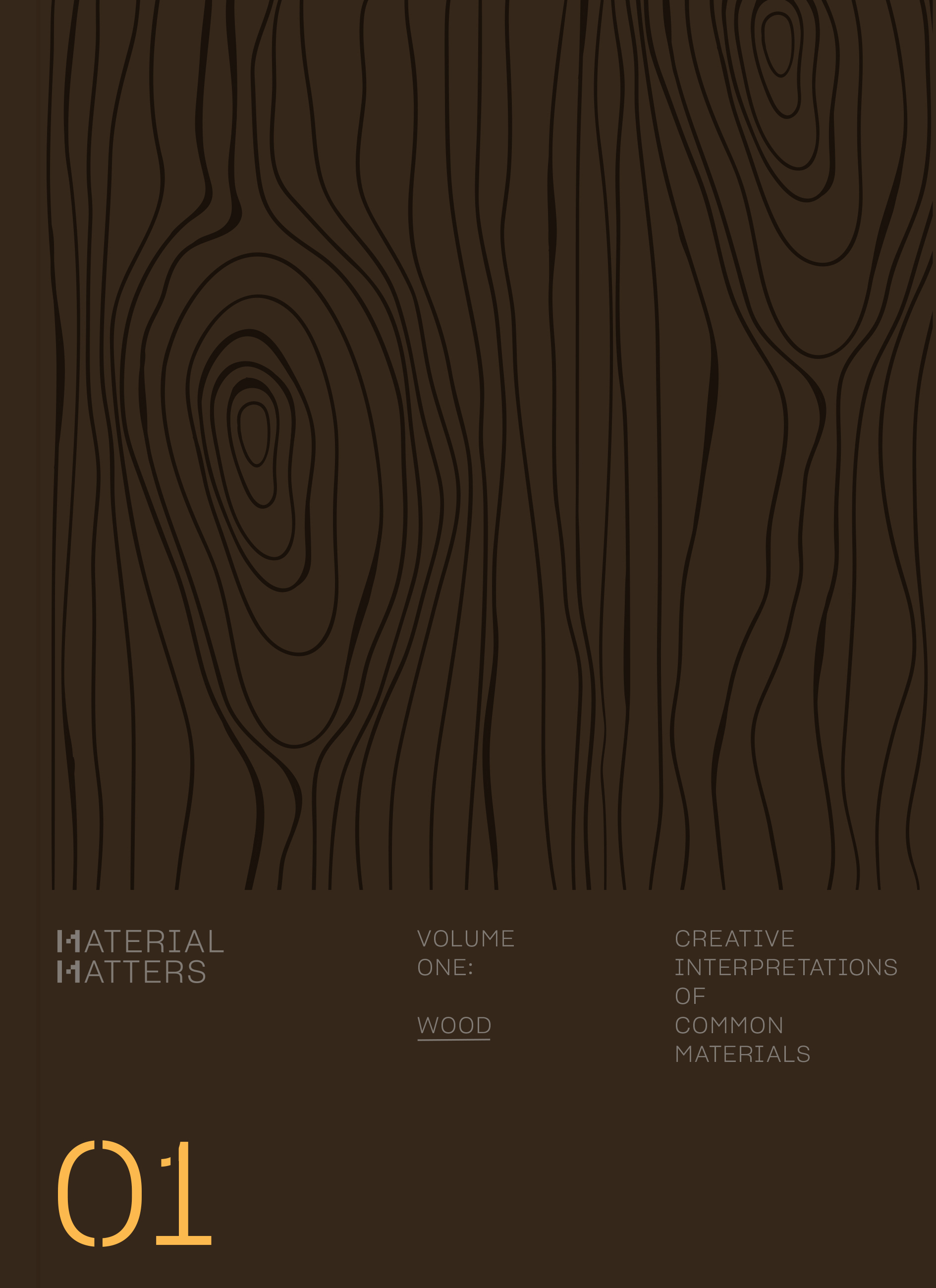 MATERIAL MATTERS 01 WOOD: CREATIVE APPLICATIONS OF COMMON MATERIALS /ANGLAIS