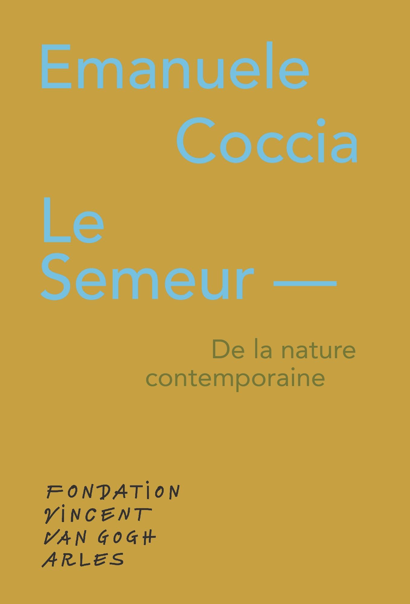 LE SEMEUR  DE LA NATURE CONTEMPORAINE - THE SOWER  ON CONTEMPORARY ART