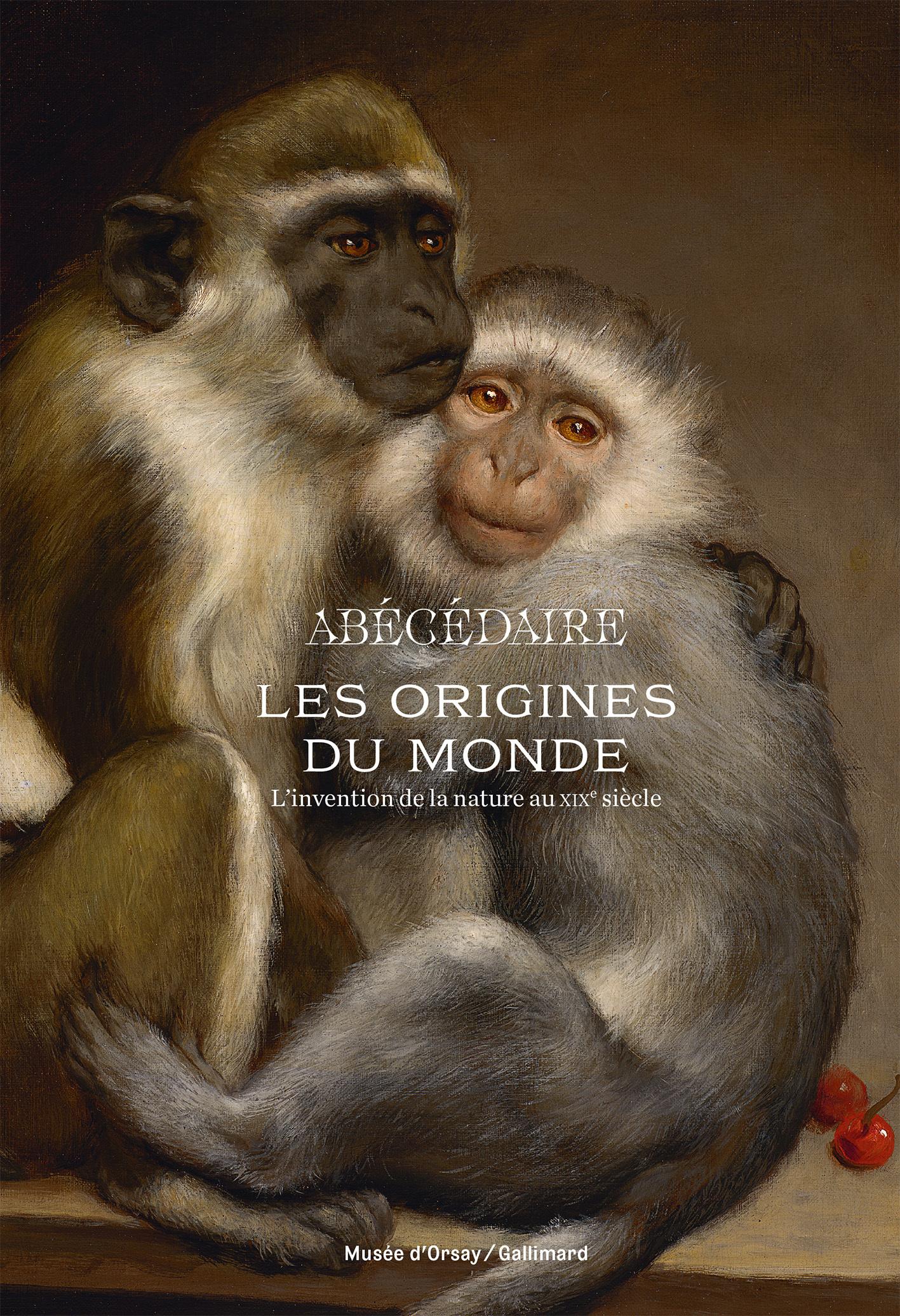 LES ORIGINES DU MONDE. L'ABECEDAIRE - L'INVENTION DE LA NATURE AU XIX  SIECLE