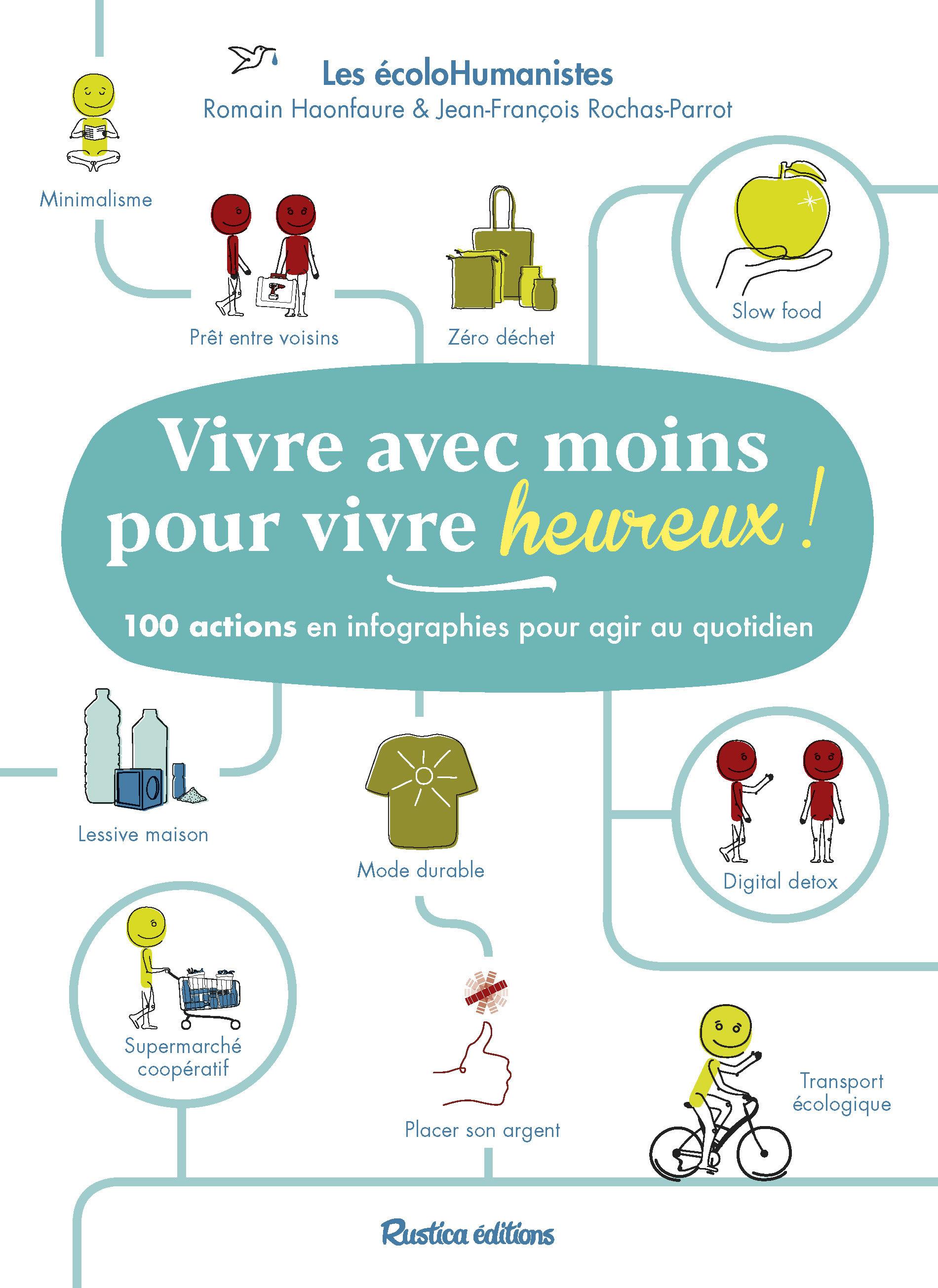 VIVRE AVEC MOINS POUR VIVRE HEUREUX