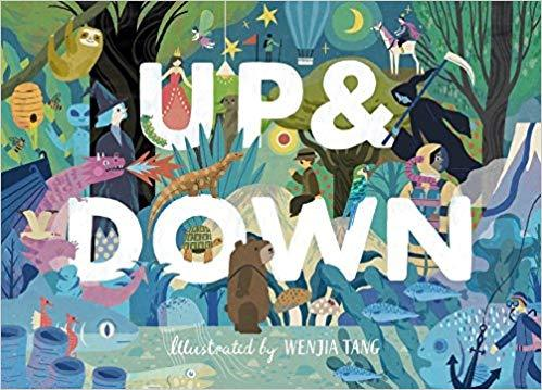 UP N' DOWN: WHAT'S ABOVE THE GROUND & BENEATH YOUR FEET? /ANGLAIS
