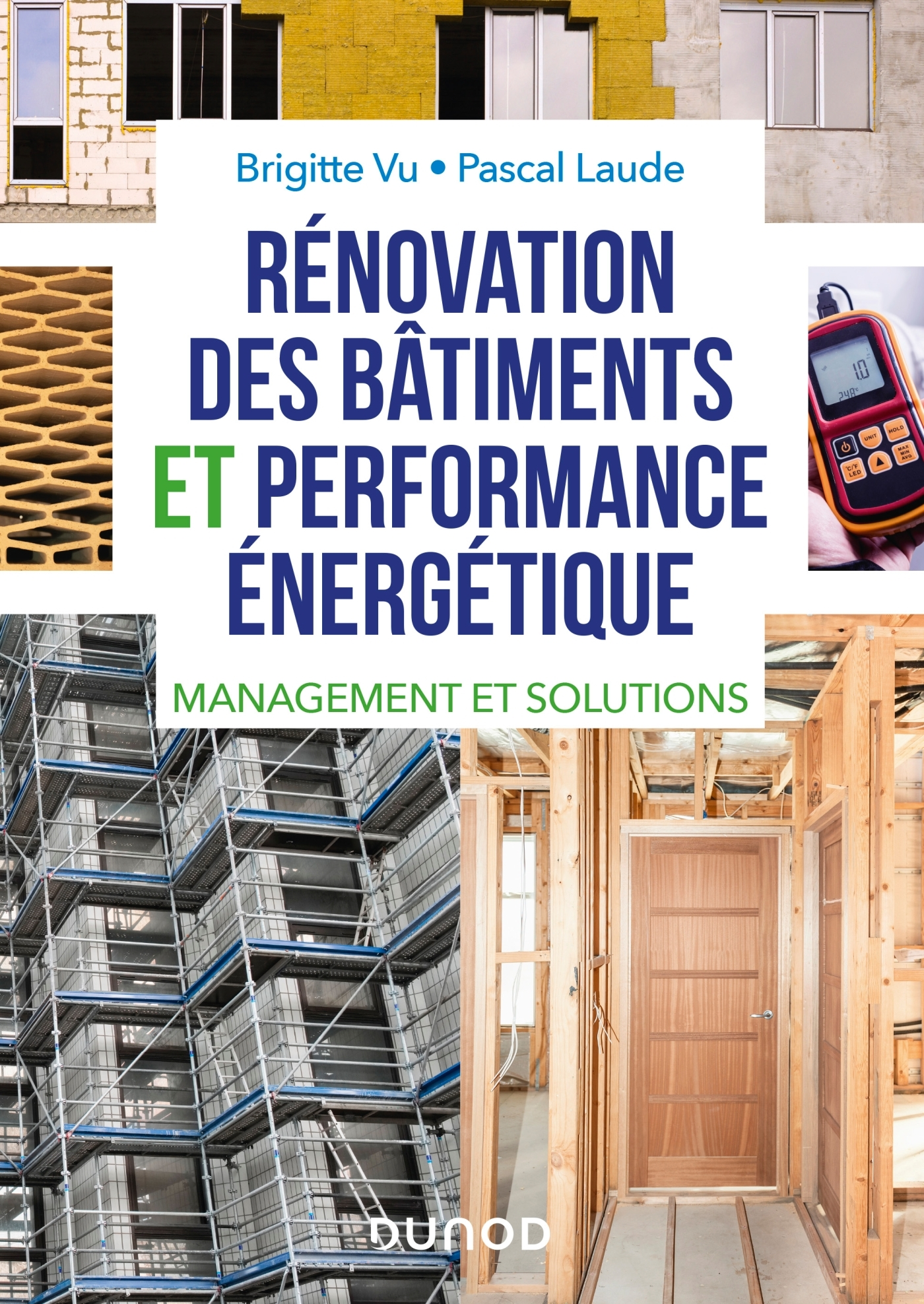 RENOVATION DES BATIMENTS ET PERFORMANCE ENERGETIQUE - MANAGEMENT ET SOLUTIONS