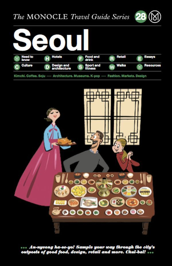 MONOCLE TRAVEL GUIDE SEOUL /ANGLAIS