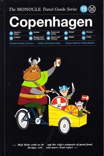 MONOCLE TRAVEL GUIDE COPENHAGEN /ANGLAIS