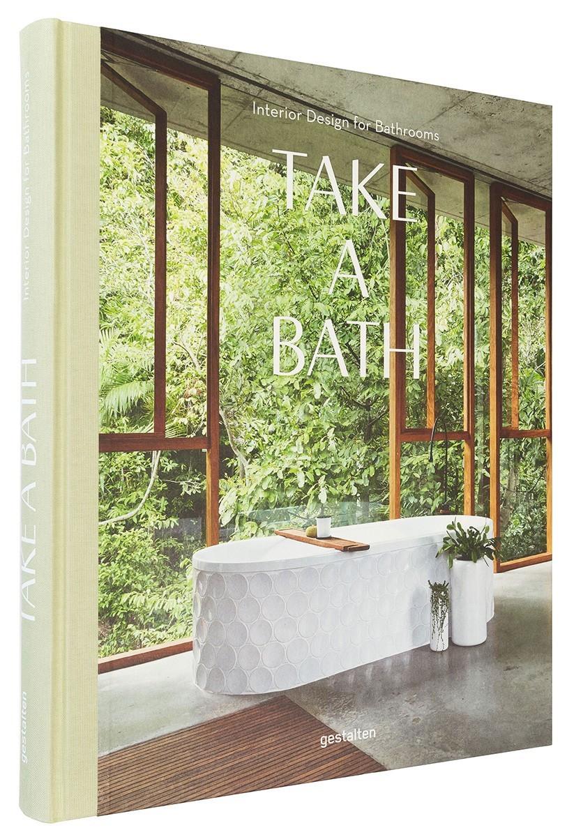 TAKE A BATH INTERIOR DESIGN FOR BATHROOMS /ANGLAIS