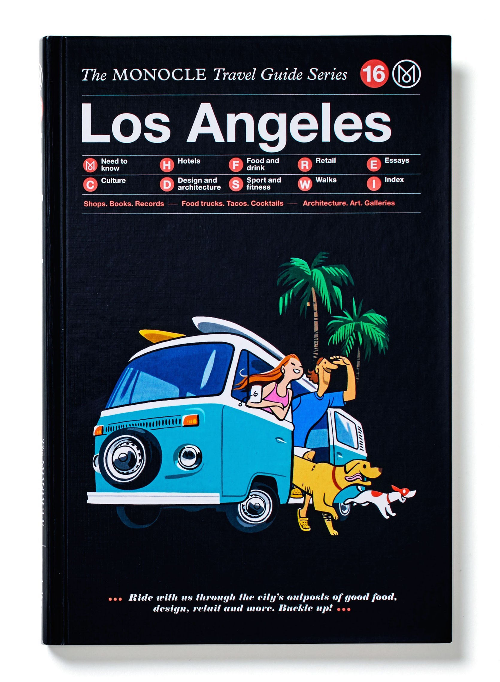 MONOCLE TRAVEL GUIDE LOS ANGELES /ANGLAIS