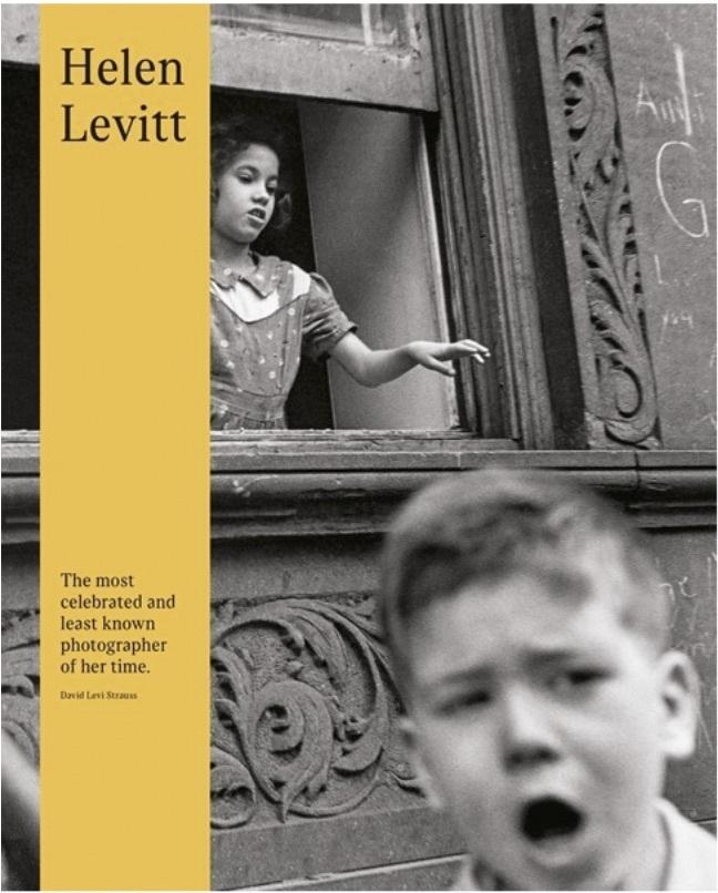 HELEN LEVITT EDITION ANGLAISE