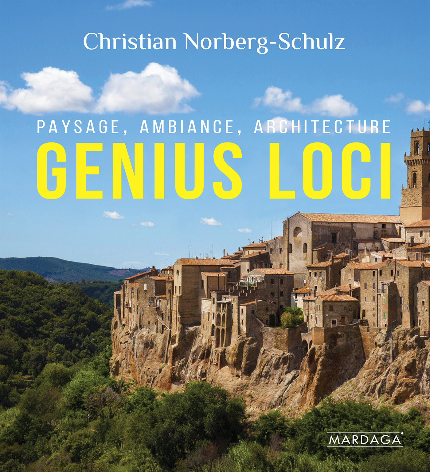 GENIUS LOCI - PAYSAGE, AMBIANCE, ARCHITECTURE