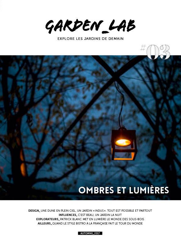GARDEN_LAB #03 - OMBRES ET LUMIERES