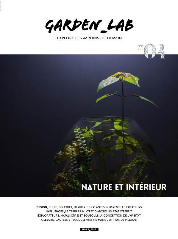 GARDEN_LAB #04 - NATURE ET INTERIEUR