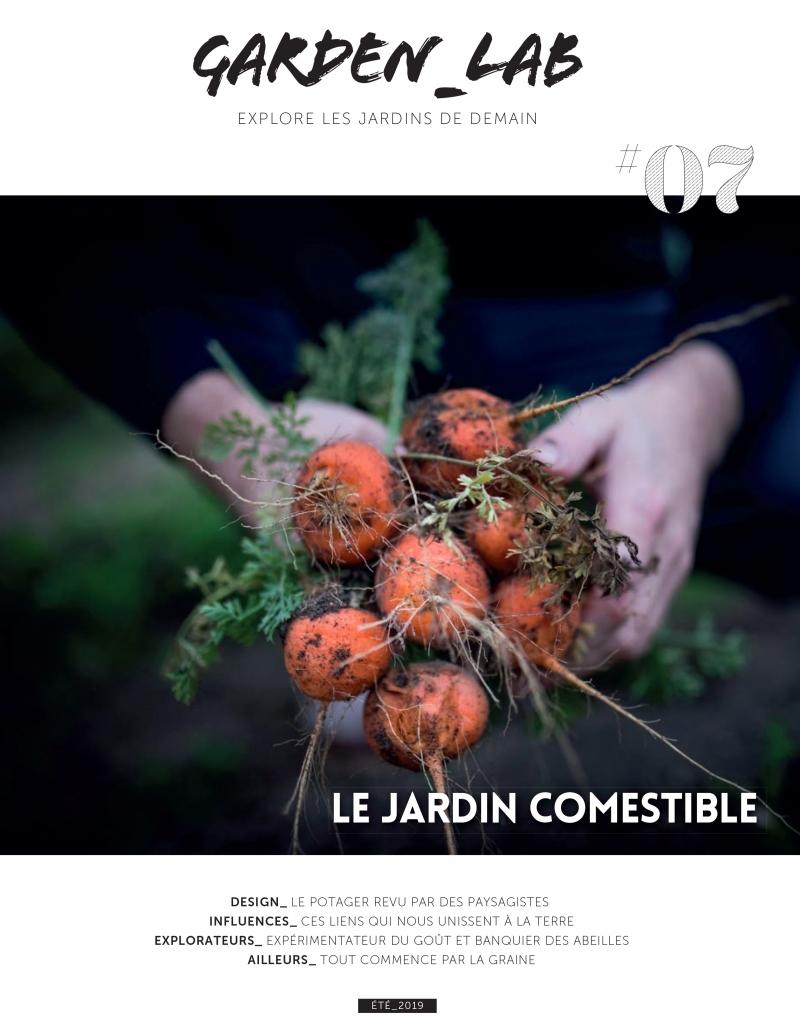 GARDEN_LAB #07 - LE JARDIN COMESTIBLE