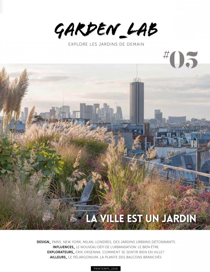 GARDEN_LAB #05 - LA VILLE EST UN JARDIN