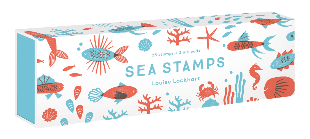SEA STAMPS /ANGLAIS