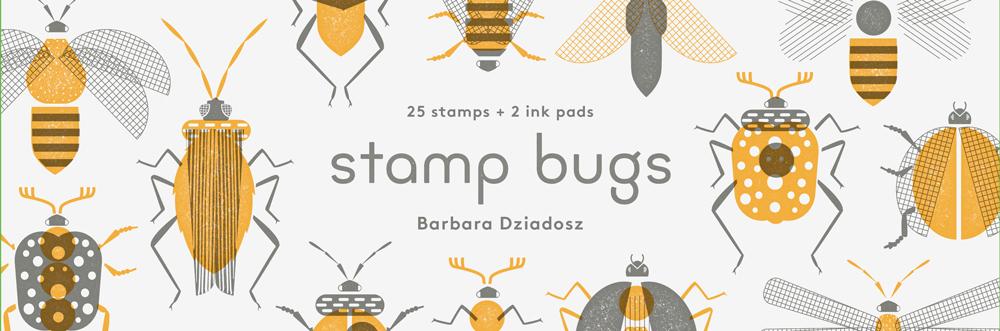STAMP BUGS /ANGLAIS