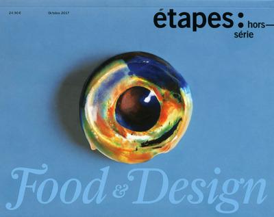 ETAPES HORS SERIE - FOOD & DESIGN