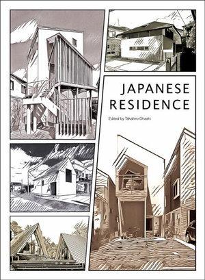 JAPANESE RESIDENCE /ANGLAIS