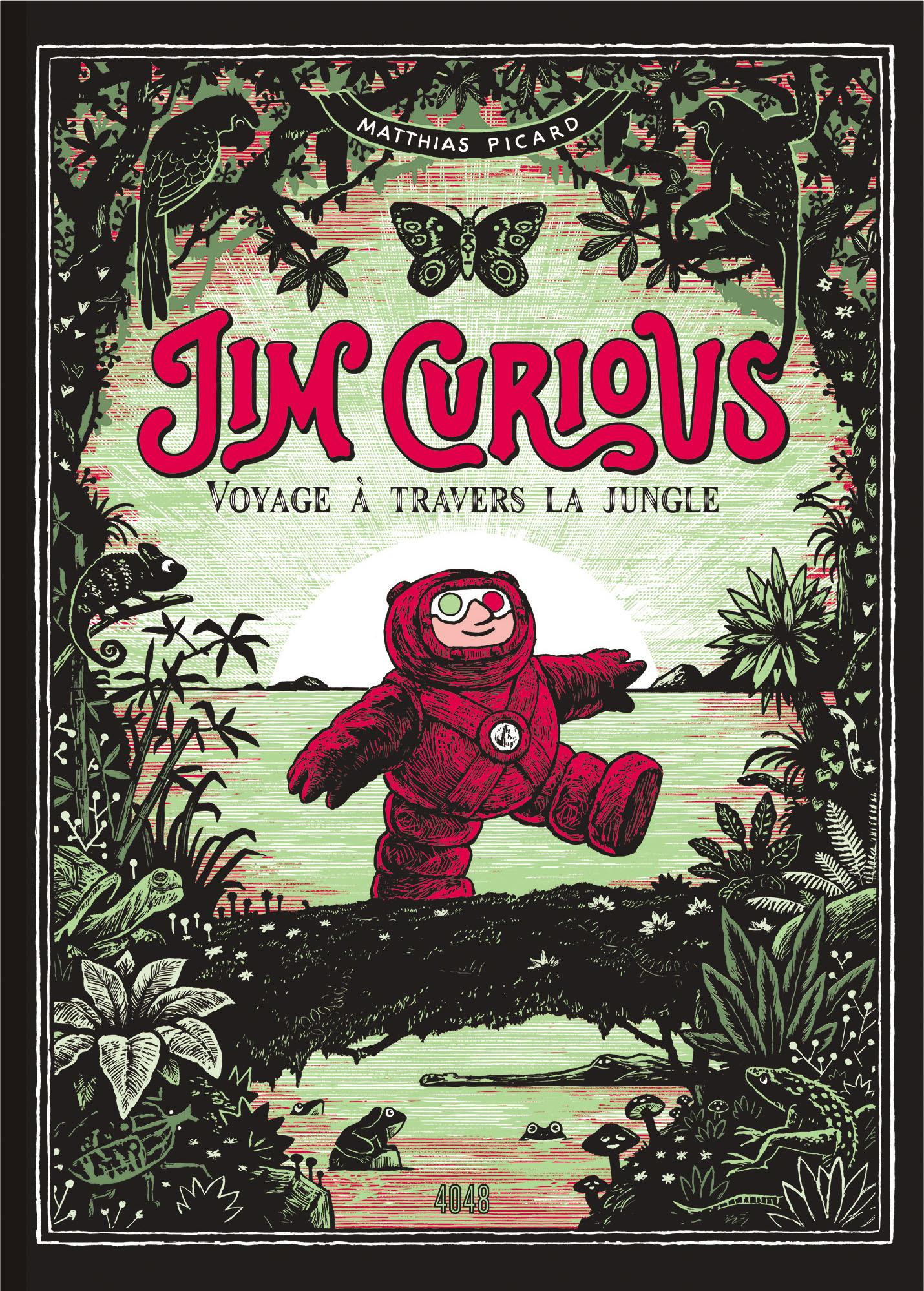 JIM CURIOUS 2 - VOYAGE A TRAVERS LA JUNGLE