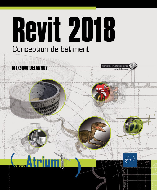 REVIT 2018 - CONCEPTION DE BATIMENT